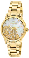 Juliet Gold Tone Stainless Steel & Diamond Watch, 44.5mm