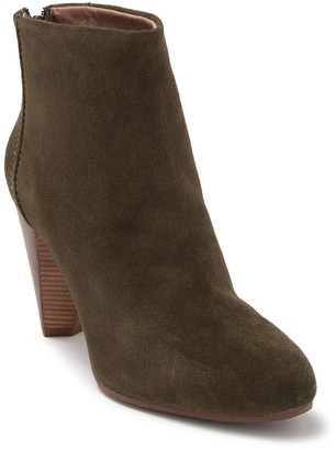 Seychelles Nothing was the Same Suede Bootie