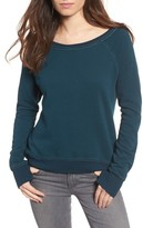 Pam & Gela Women's Annie High/low Sweatshirt