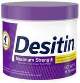 Desitin Maximum Strength Zinc Oxide Diaper Rash Paste - 16oz