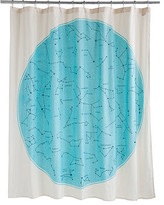 Now Designs Galaxy Shower Curtain