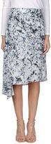 McQ by Alexander McQueen Knee length skirts