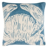 Thomas Paul Crab Sketch Pillow