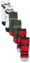 Stance Toddler Boy's Toboggan 3-Pack Socks