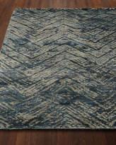 "Loloi Rugs Moniz Hand-Knotted Rug, 8.6"" x 11.6"""