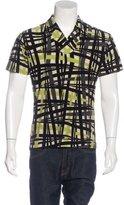 Paul Smith Terrycloth Polo Shirt