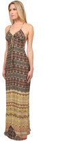 Tysa South Pacific Dress in Native