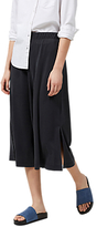 Selected Shila Culottes, Black