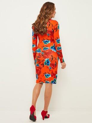 Joe Browns Gorgeous Botanical Wrap Dress