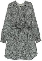 Sessun Sale - Hyppolite Leaf Belted Dress