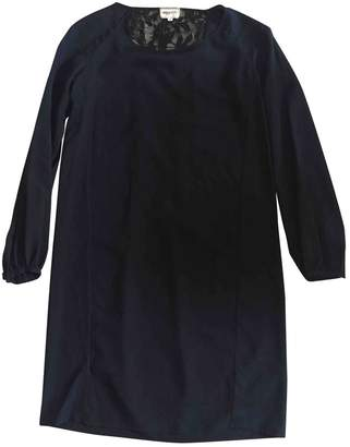 American Retro Blue Dress for Women
