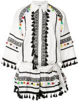 Dodo Bar Or - Delilah playsuit - women - cotton - S