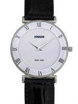 Jowissa Women's Roma MoL Roman Numerals Black Patent Leather Watch