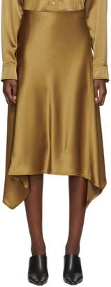 Sies Marjan Brown Darby Skirt