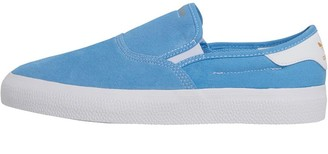 adidas 3MC Slip On Light Blue/Footwear White/Gold Metallic