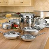 Cuisinart 14-Piece Chefs Classic Cookware Set