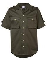 Moncler Gamme Bleu shortsleeved shirt
