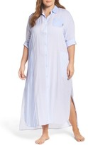 DKNY Plus Size Women's Nightgown