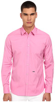 DSQUARED2 Relax Dan Cotton Poplin Shirt