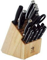 J.A. Henckels International Forged Premio 17-pc. Cutlery Set