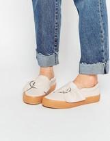 Asos DIGGER D-Ring Sneakers