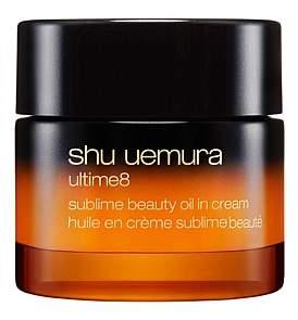 shu uemura Ultime8 Sublime Beauty Oil In Cream 50Ml