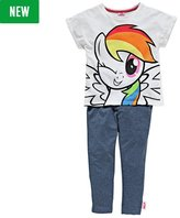 My Little Pony Top and Leggings Set - 5-6 Years
