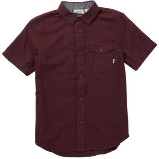 Vans By Kenmar Short Sleeve Shirt