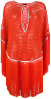 Missoni knitted beach cover-up - women - Viscose - 40