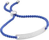 Monica Vinader Havana sterling silver friendship bracelet