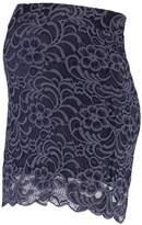 Mama Licious MAMALICIOUS Mini skirt ombre blue