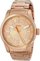 HUGO BOSS BOSS Orange Men's 1512993 Paris Analog Display Quartz Watch