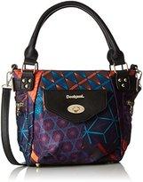 Desigual Bols_mcbee Mini Erika. 3094. U, Women's Shoulder Bag ,,10.70x23.20x20.50 cm (b x h t) ( EU)