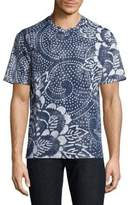 Robert Graham Batik Cotton Tee