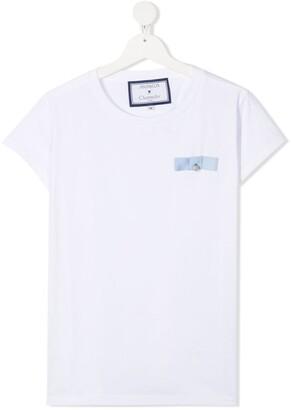 Simonetta TEEN bow with bell t-shirt