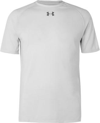Under Armour Ua Breeze Mesh-Panelled Gore-Tex Stretch-Jersey T-Shirt