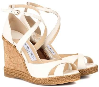 Jimmy Choo Alanah 105 platform sandals