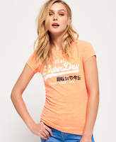 Superdry Vintage Logo Foil Pop T-Shirt