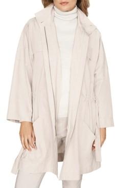 b new york Oversized Anorak Jacket