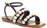 Tory Burch Women's Sinclair Seashell Sandal