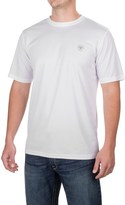Ariat TEK Crew Shirt - Short Sleeve (For Men)