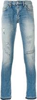 Cycle light-wash skinny jeans - men - Cotton/Polyurethane - 30