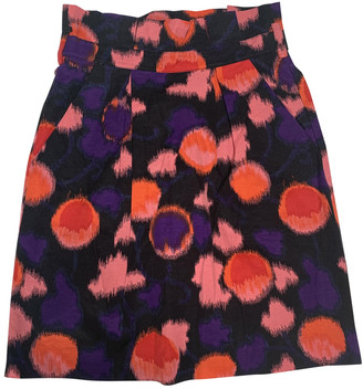 ALICE by Temperley Multicolour Cotton Skirt for Women