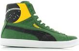 Puma 357408 Sport shoes Man Verde Verde