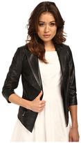 Philipp Plein Cami Leather Jacket