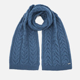 Michael Kors Men's Links Cable Muffler - Sea Blue
