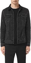 Allsaints Allsaints Donlington Denim Jacket, Black