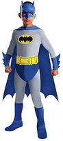 Batman The Brave and the Bold Dress Up Costume - 5-6 Years
