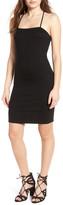 4SI3NNA Ribbed Body-Con Dress