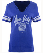 Majestic Women's New York Rangers Tag Up T-Shirt
